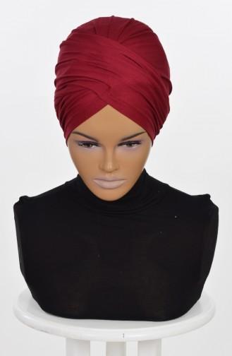 Claret red Bonnet 0298-3