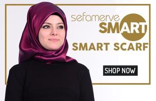 Sefamerve Smart Scarf