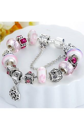 Pink Bracelet 002239