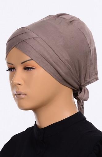 Bonnet Croisé 02 Vison 02