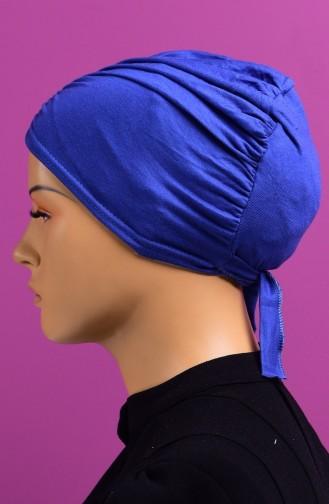 Bonnet Plissée 41 İndigo 41