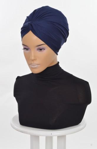 Mihricane Bonnet-Dunkelblau B0004-1 0004-1