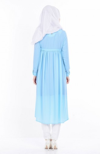 Light Blue Tunic 9098-06