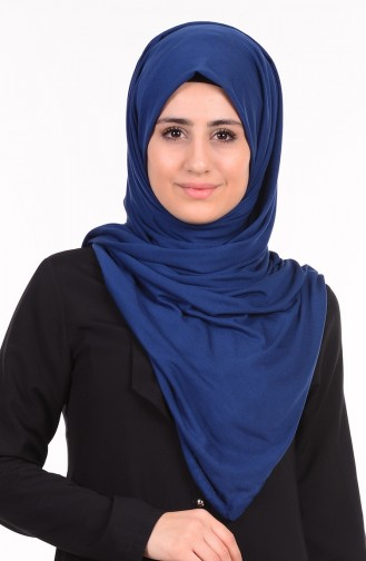 Light Navy Blue Shawl 50