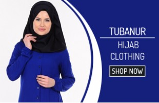 Combinaison Habillement Hijab Tubanur