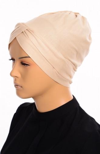 Bonnet Croisé 09 Beige 09
