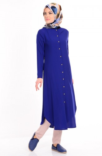 Saxon blue Tunic 2034-14