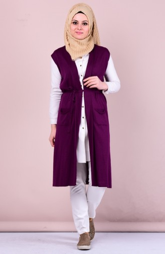 Purple Knitwear 3910-03