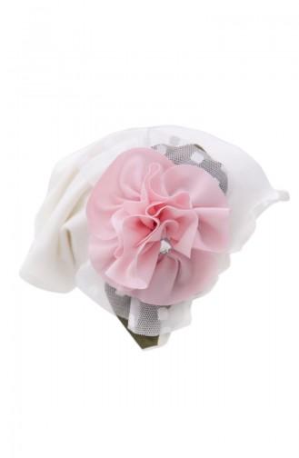 Châpeau Peigné NS05 Ecru Rose 05