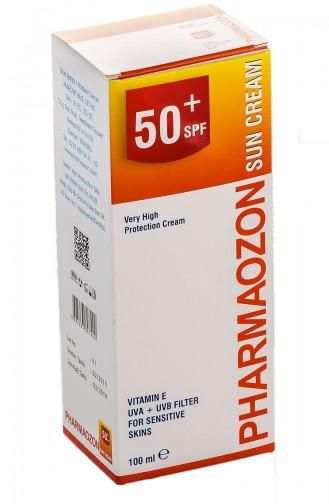 Pharmaozon Güneş Kremi 50 Spf 100Ml 7422 Sefamerve