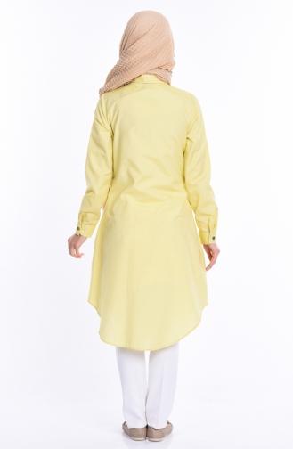 Yellow Tunic 2101-22