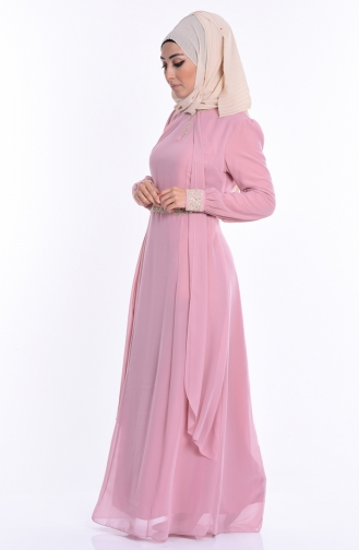 9fe743db14d75 Uzun Kollu Tesettür Elbise Modelleri ve Fiyatları - Tesettür Giyim ...