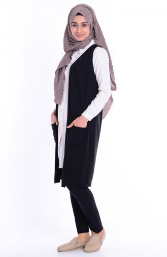 Black Vest 3736-03