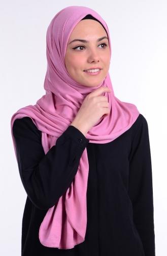 Sefamerve Sedef Cotton Shawl 57 Pink 57