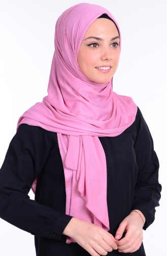 Sefamerve  Sedef Cotton Shawl 57 Pink 57