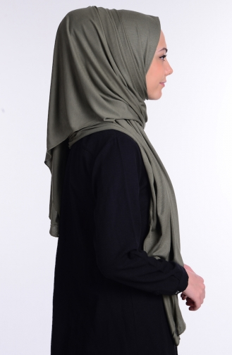 Light Khaki Green Shawl 59