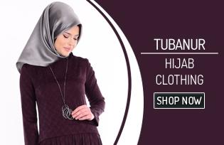 Hijab Clothing Tubanur Combination