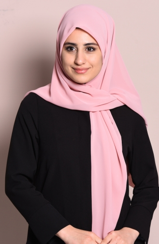 Pink Scarf 42A