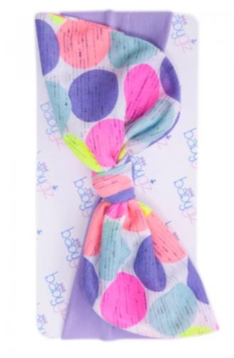 Lilac Hat and bandana models 47