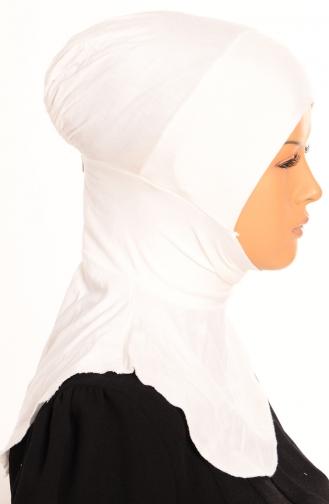 Ecru Bonnet 05