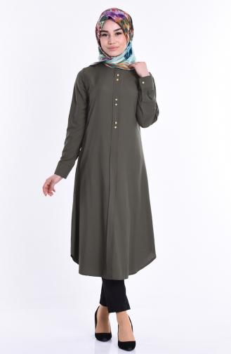 Green Tunic 1072-07
