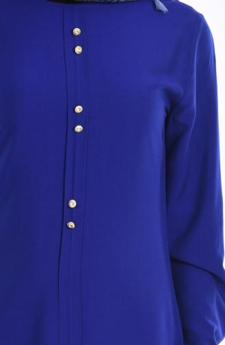 Saxon blue Tuniek 1072-10