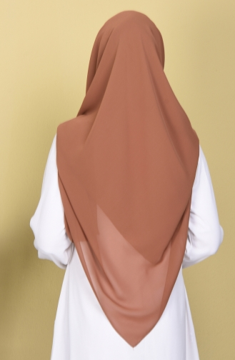 Light Brown Hoofddoek 138