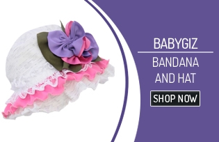 Babygız Bandana and Hat Models