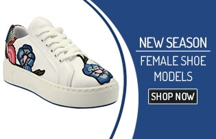 New Season Female Shoe Models