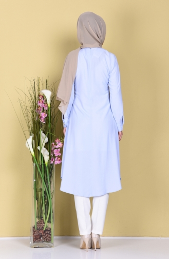 Ice Blue Tuniek 1072-13