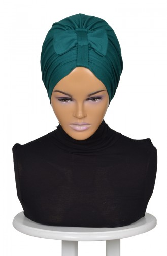 Dark Green Bonnet 0007-14