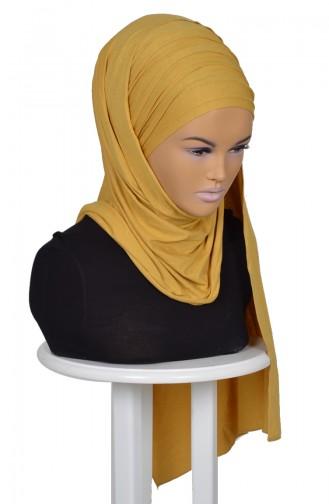 Mustard Ready to wear Turban 0001-11