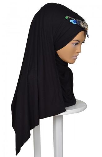 Black Sjaal 0032-6