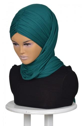Dark Green Shawl 0044-14