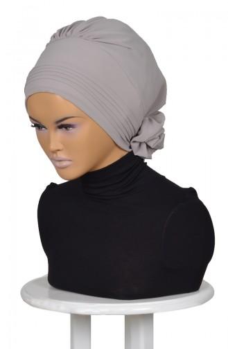 Fertige Kopftuch aus Chiffon-Nerz HT0031-4 0031-4