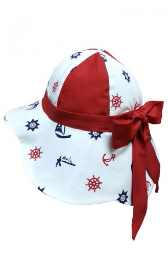 Red Hat and bandana models 123