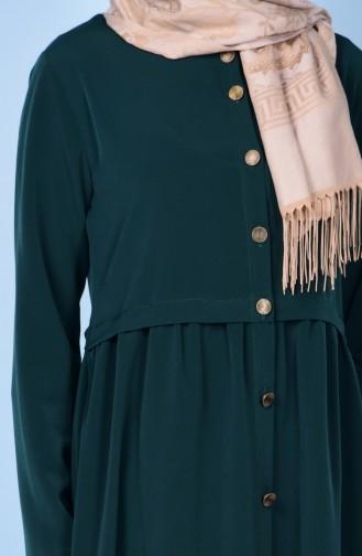 Emerald Abaya 2111-02