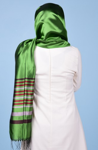 Green Sjaal 01