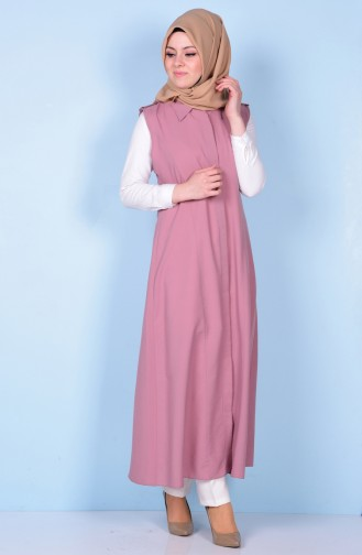 Dusty Rose Vest 4080-03