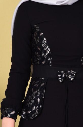 Robe Hijab Noir 99019-02
