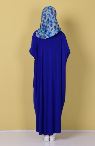 Abaya 17141-06 Bleu Roi 17141-06