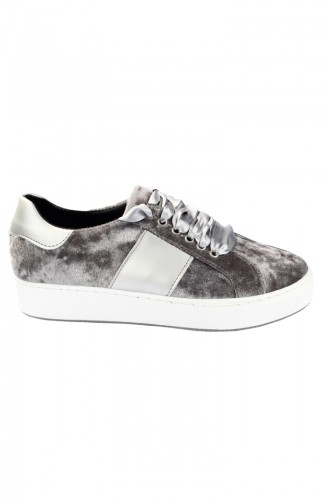Gray Sport Shoes 7001-09