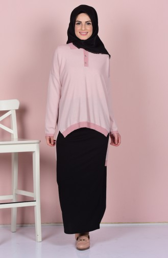 Powder Blouse 0416-02