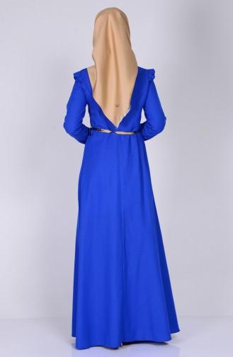 Saxon blue Dress 2255-09