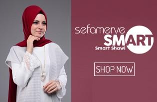 Sefamerve Smart Shawl