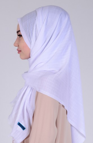 White Shawl 10