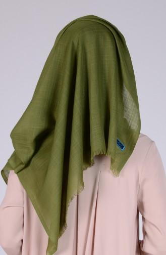 شال فيسكوز 70025-15 لون أخضر 15