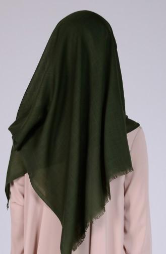 Châle Viscose 70025-20 Vert Foncé 20