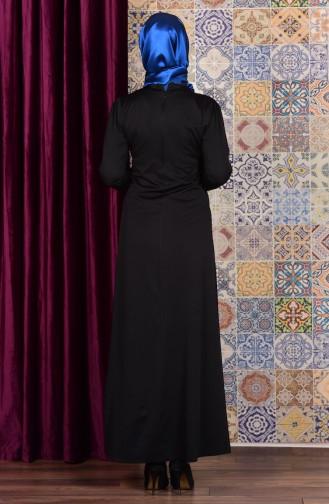 Black Dress 4082-01