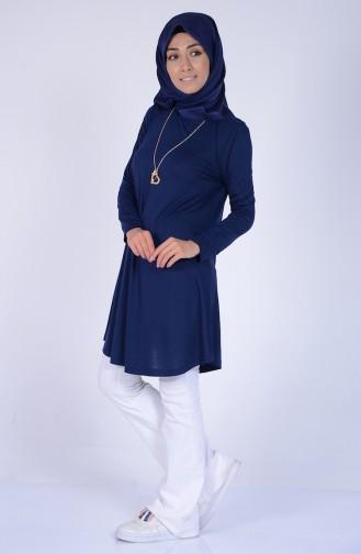 e0ba0d5b5f09f Penye Tunik Modelleri ve Fiyatları - Tesettür Giyim - Sefamerve